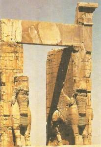 Ворота всех народов. Персиполь. 5 век до н.э.
