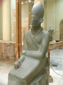Статуя Хасехема