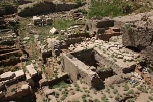 Раскопки города Гераклеополя