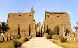 Храм бога Ра, близ Гераклеопля