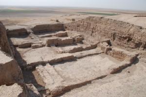 Митаннийский дворец