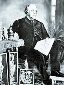 Александр Каннингем. 1814-1893 гг.