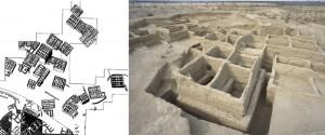 Неолитическое поселение Мехргарх в Индии.