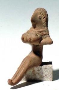 Женская фигурка из Мерхграра. Ок. 2800-2600 гг. до н.э.