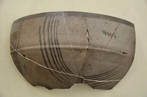 Останки сосуда. 1000-600 гг. до н.э.