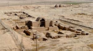 Руины Нимурда до разрушения его группировкой ИГ