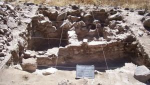 Место раскопок в Тенахаха (Перу)