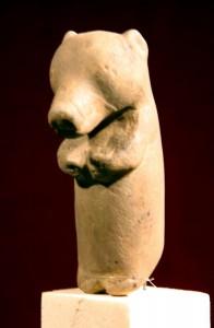 Медведь из Самусьcкого могильника, IV тыс. до н.э.