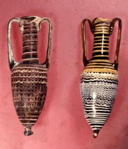 Финикийские амфоры, найденные в Сидоне. 300-250 гг. до н.э.