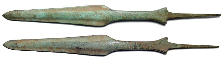 Ханаанский короткий меч