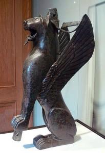 Тартессийская Крылатая Кошка