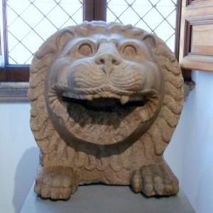 Голова финикийского льва из Сульчиса