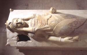 Саркофаг жрицы. Мрамор. IV-III вв. до н.э.