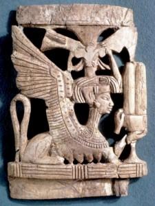 Сфинкс из Мегиддо
