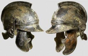 Карфагенские шлема. Ок. 200 г. до н.э.