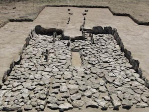 Так выглядит найденное святилище времени неолита.