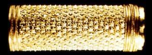Золотое украшение из Эблы. XVII в. до н.э.