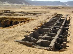 Гробница фараона Джера - I династия