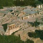 Современный вид Кносского дворца