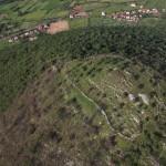 Развалины Мальти-Дорион в Мессении.