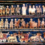 Штандарт мира и войны. Ур, ок 2200 г. до н.э.