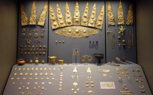 Сокровища из гробницы А, Микены